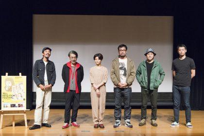 第35回水戸映画祭 ゲストのみなさん